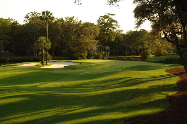 Kiawah Island Golf Resort Cougar Point Tid Griffin